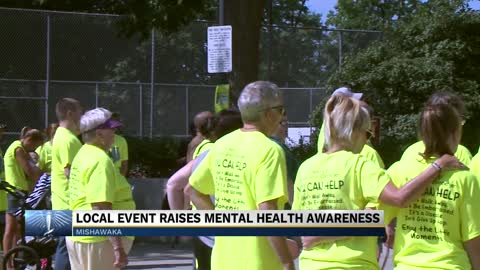Event in Mishawaka spreading awareness about mental health