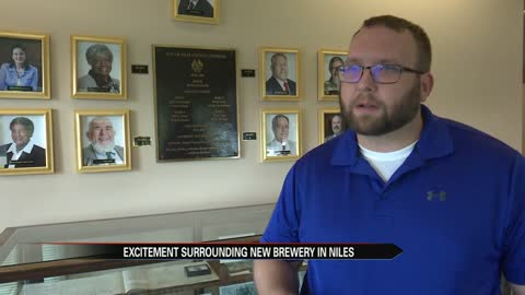Excitement surrounding new brewery in Niles