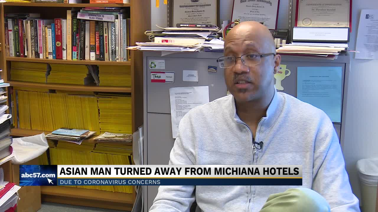 Expert reacts to alleged hotel discrimination caught on camera
