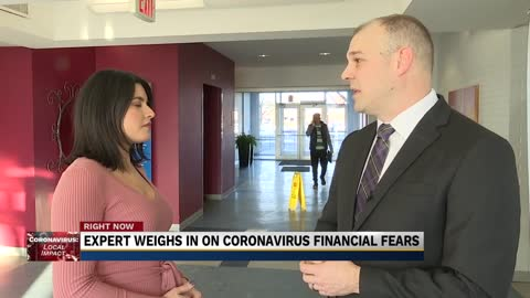 Local expert says not to panic as Coronavirus fears tumble stock...