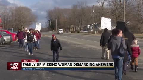 Family of missing woman demanding answers