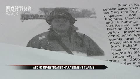 Fighting back: Firefighter allegedly sexually harassed multiple...