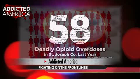 Fighting on the Frontlines: Law enforcement working to tackle the opioid crisis