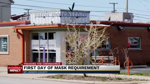 Local businesses weigh in on new mask requirement
