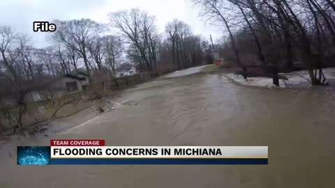 Preparations underway Friday ahead of weekend flooding threat