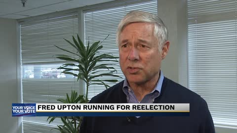 Fred Upton running for re-election