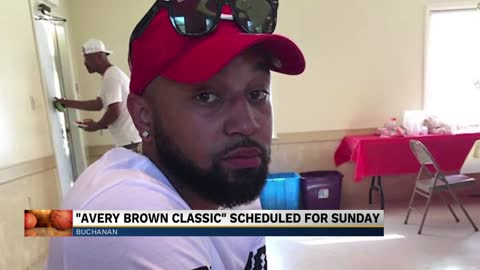 High School of Avery Brown to host basketball tournament in his...