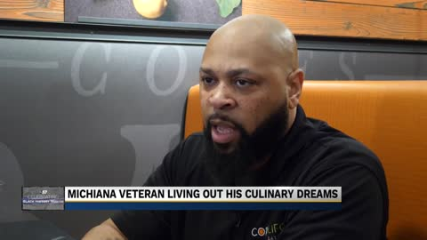 From Lasalle High School to the military, local restaurant's GM learned to cook everywhere