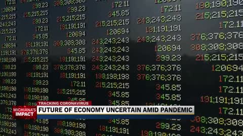Future of economy uncertain amid pandemic