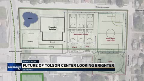 Plans for Tolson Center expansion revealed