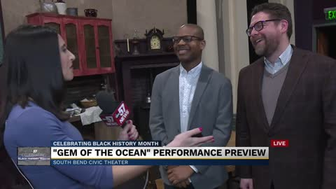 South Bend Civic Theatre celebrating black history with new show