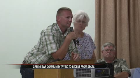 Greene Township residents want to secede from South Bend School Corporation