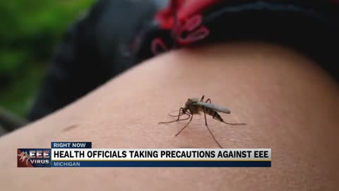 Aerial spraying to occur in Berrien, Cass counties to combat mosquito-borne disease