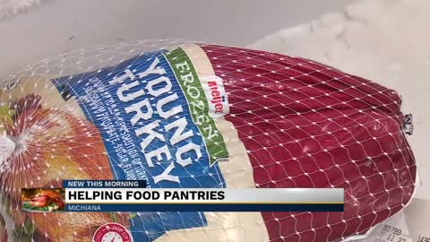 Food pantries prepare to help families ahead of Thanksgiving
