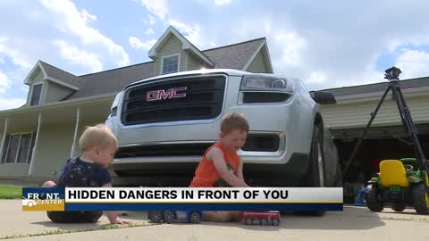 Front & Center: Popular cars come with hidden, dangerous blind zones