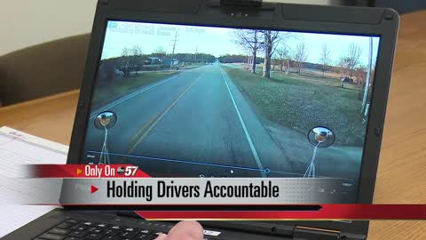 'These violations are still happening;' People still ignoring stopped school buses in Rochester