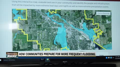 Washed Away: How communities prepare for more frequent flooding