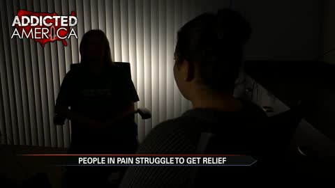 How Will This End?: Pain patients struggle to get relief