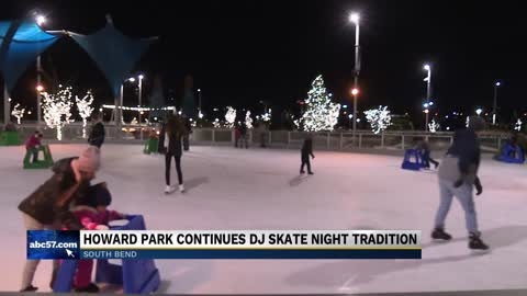 Howard Park continues its weekly tradition of DJ Skate Night