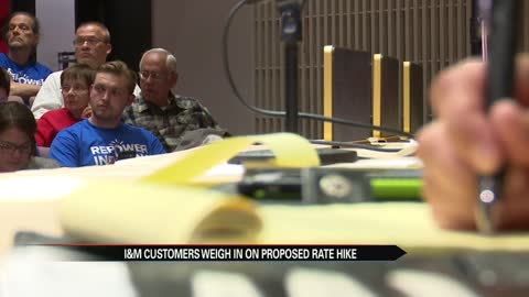 Customers frustrated about proposed I&M rate hike