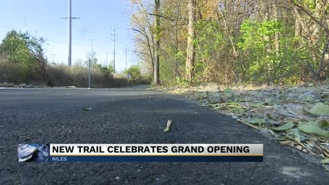 Indiana Michigan River Valley trail is finally completed after 11 years