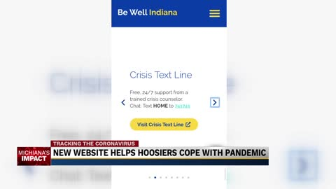 Indiana officials launch free website for mental health resources...