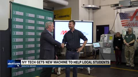 Ivy Tech receives generous donation