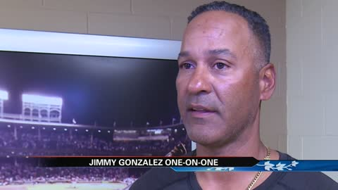 Jimmy Gonzalez set for fourth season leading South Bend Cubs