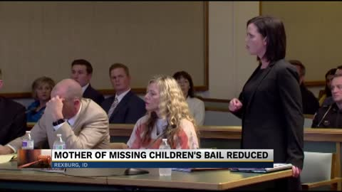 Judge lowers bail for Lori Vallow after court appearance