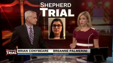 Jury trial continues for Alyssa Shepherd Part 2