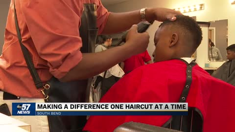 Making a difference one haircut at a time