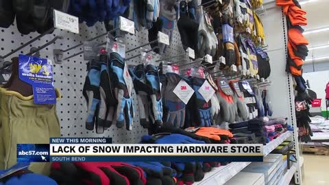 Lack of snow impacting local businesses
