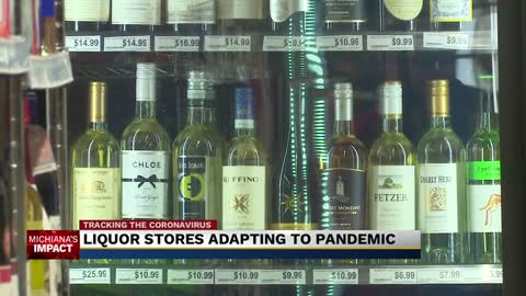 Liquor stores to close to walk-in's under Holcomb's new executive...