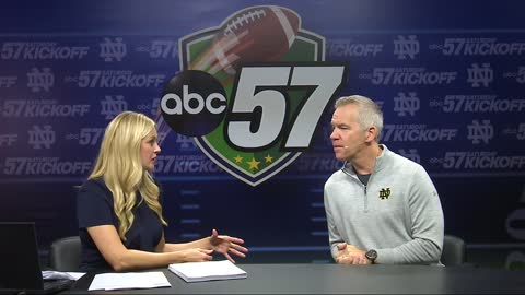 Live with Paul Burmeister: Notre Dame vs Virginia Tech