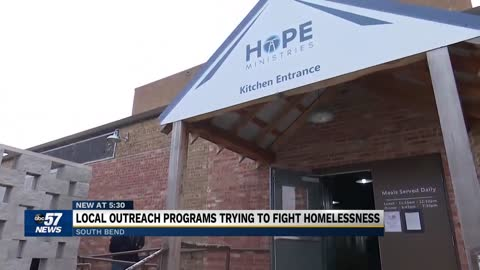 Local outreach programs trying to fight homelessness