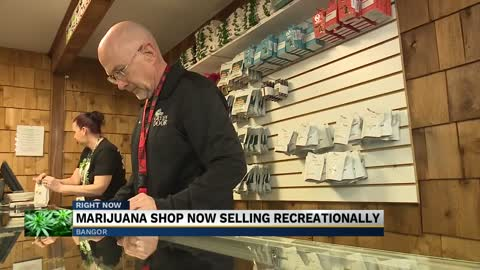 Low turnout for Michiana's second newest recreational marijuana...