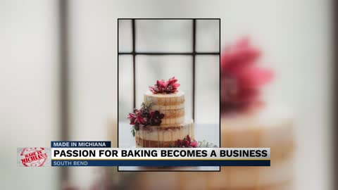 Made in Michiana: C'est La Vie Cakes