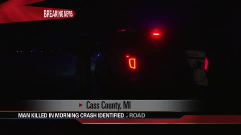 One person killed in Cass County crash