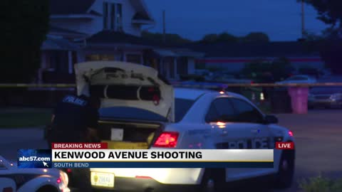 Police investigate shooting on Kenwood Ave. involving male victim