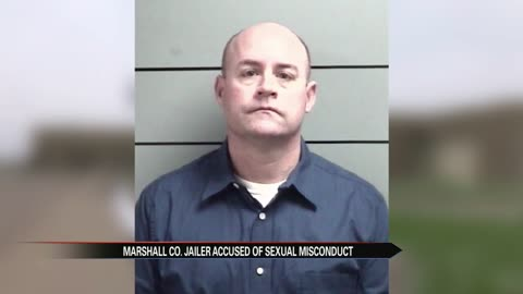 Jailer accused of sexual misconduct with two inmates