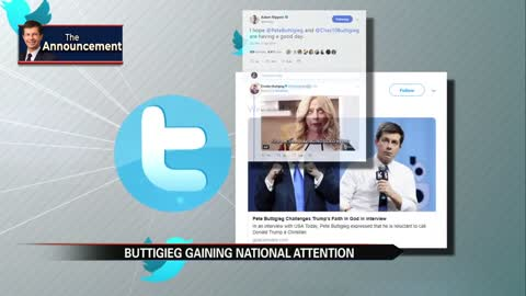 Mayor Pete creating a buzz online and nationwide