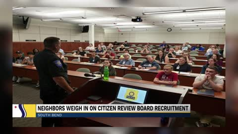 Mayor's office, community react to final total of applicants for Board of Public Safety seat