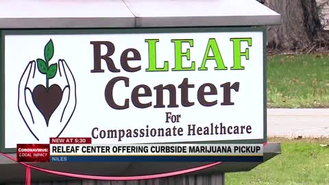 Medical marijuana dispensary in Niles limits operations to curbside service