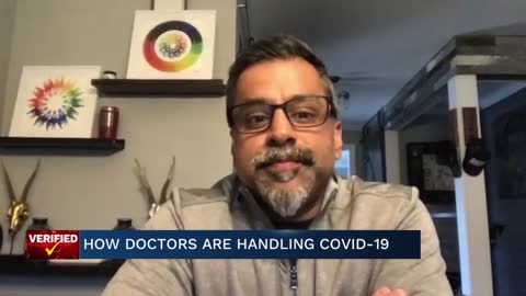Medical Minute: How doctors are handling COVID-19