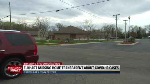 Michiana long-term care facilities lack case count transparency...