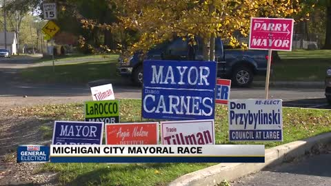 Republican Duane Parry defeats Ron Meer in Michigan City mayoral race