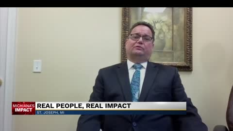 Michigan funeral director discusses COVID-19's impact on the...