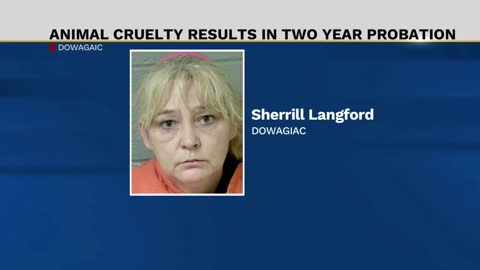 Michigan woman to serve probation for letting two dogs die in her car