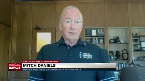 Mitch Daniels on how coronavirus could impact colleges this fall