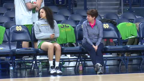 Muffet McGraw named Naismith Coach of the Year semifinalist